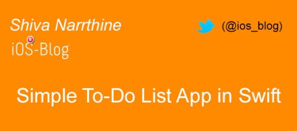 Building a To Do List App